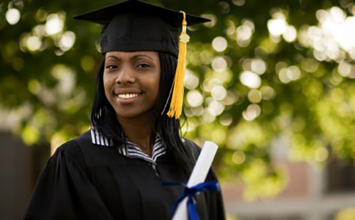 black_student_graduating